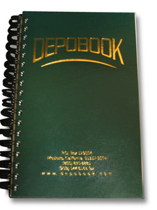 Small Depobook - Used, Free Shipping