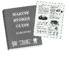 IMPA SHIP STORES CATALOGUE 1ST EDITION
