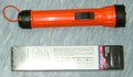 FLASHLIGHT #2224 3CELL SAFETY APPROVED