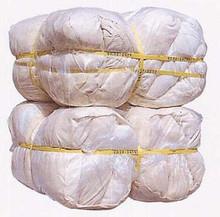 RAG COTTON OVER 90% STERILIZED WHITE