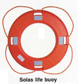 LIFE BUOY C-430 CORK USCG APPROVED