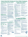 Federal and State Work-Site Posters - Set (Taxable)