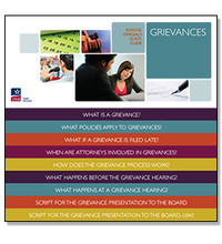 School Official's Quick Guide to Grievances