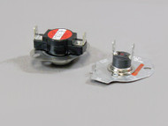 Whirlpool 3977394 Dryer Hi-Limit Thermostat Thermal Fuse Cut-Off Kit