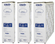 Trion Air Bear 255649-105 Furnace Filters MERV 8 16x25x5:  3 pack