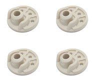 KitchenAid Blender Rubber Foot, Rubber Feet 4 PACK 4161530_x4