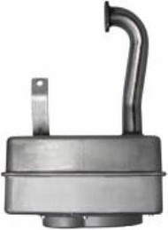 Husqvarna Lawn Mower Single Cylinder Muffler Replacement 137352