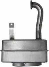 137352 Lawn Mower Muffler Replacement for Wizard Model AYP7159A69