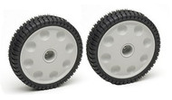 MTD Lawn Mower Gear Drive Front Wheel Set 734-04018B