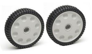 Yardman Lawn Mower Gear Drive Front Wheel Set 734-04018B