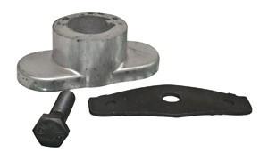 Troy Bilt 753-06304 Lawn Mower Blade Adapter, 25mm