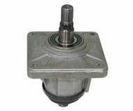 918-0241B Yardman Lawn Mower Double Pulley Spindle