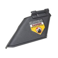 931-1034B K-Mart Lawn Mower Discharge Chute Replacement Walk Behind Mower Deflector