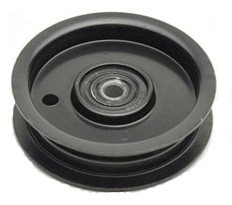 756-0627D Troy Bilt Riding Lawn Mower 13BX60TG766, 13BU609H063 Replacement Tractor Flat Idler Pulley