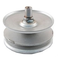 956-04015 Yard Man Riding Lawn Mower Pulley Assembly Replacement Tractor Variable Pulley Replaces 956-0059