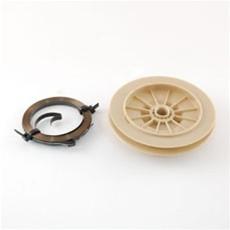 951-10319 Universal Lawn Mower Rewind Spring Replacement Recoil Spring & Pulley