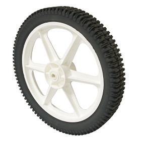 "MTD 14"" Replacement Lawn Mower Rear Wheel Assembly 189159"