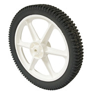 "Weed Eater Lawn Mower Rear Wheel Assembly 14"" Replacement 189159"