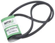 Yard Machines 954-04001A Lawn Mower 13AN688G034 Tractor V Belt