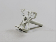 Whirlpool Replacement Dishwasher Spray Arm Mount Assembly