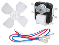 Whirlpool Replacement Refrigerator Evaporator Fan Motor Assembly
