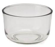 Sunbeam Mixmaster 115969-001-000 4 Quart Glass Mixing Bowl