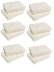 Vornado Genuine Replacement Humidifier Wick Filter - for HU-10007 - 6 Pack