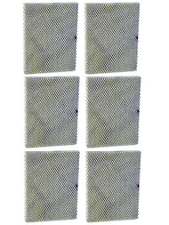 Bryant HUMBBLFP1318 Replacement Furnace Humidifier Filter Pad - 6 Pack