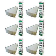 Space-Gard Aprilaire 2400 Furnace Filter Media Replacement, 6 Pack