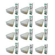 Space-Gard Aprilaire 2400 Furnace Filter Media Replacement, 12 Pack