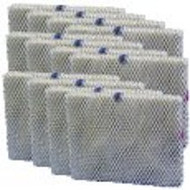 Honeywell HE365A Replacement Furnace Humidifier Filter Pad - 12 Pack