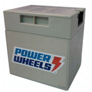 Power Wheels H4807 Jeep Wrangler 12 Volt Battery
