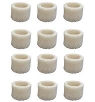 12 Humidifier Filters for Vicks V3700, V3500, V3600