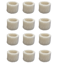 12 Wick Humidifier Filters for Sunbeam 1118, 1119, 1120