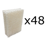 48 Wicking Humidifier Filters for Emerson MoistAir HDC12