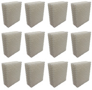 12 Wick Humidifier Filters for Bemis SpaceSaver 8266, 8268