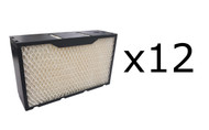 12 Humidifier Filter Wicks for Bemis 4261