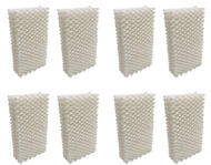 8 Humidifier Filters for Emerson Essick Air MoistAir HDC-411