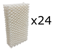 24 Humidifier Filters for Emerson Essick Air MoistAir HDC-411