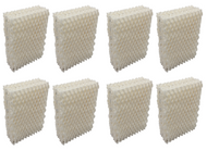 8 Wick Humidifier Filters for Honeywell HAC-506, HCM-525