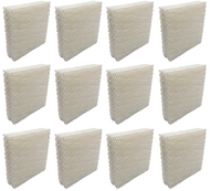 12 Humidifier Filter Wick Replacements for Duracraft AC-818
