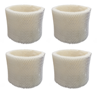 4 Humidifier Filters for Bionaire W12, W15, Wick BWF1500-UC