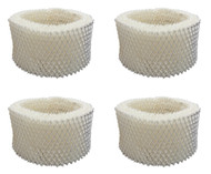4 Humidifier Filter Wick Replacements for Holmes HWF-62 Filter A