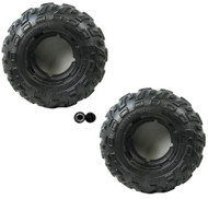 Power Wheels W2602 Dune Racer Rear Wheel Set