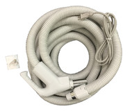 35' Electric Central Vac Hose for Beam, Nutone, Electrolux