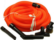 Central Vac Garage, Auto, and Home Kit with Hose & Attachments