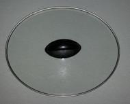 Hamilton Beach Slow Cooker Glass Lid Cover Black 4-Quart 33141