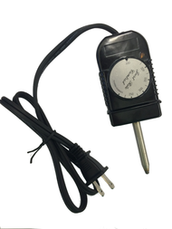 Presto deep fryer cord, probe control with temperature knob