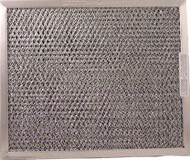 GE General Electric WB02X10700 Air Filter Aluminum Hood Vent Charcoal