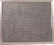 GE General Electric WB02X10700 Air Filter Aluminum Hood Vent Charcoal